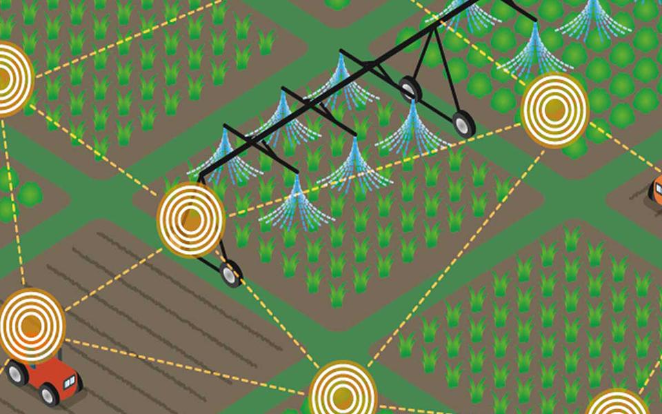 'In de landbouw van de toekomst zijn opbrengsten onzichtbaar'